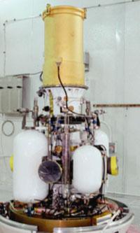 Figure 2: Exoatmospheric Kill Vehicle
